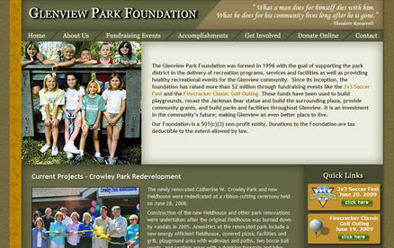 Glenview Park Foundation