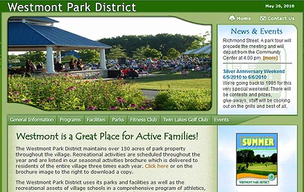 Westmont Park District