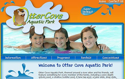 Otter Cove Aquatic Park