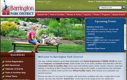 Barrington Park District